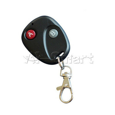 New  RF Gate Key Remote Control Garage Door Transmitter Wireless 315MHz/433MHz