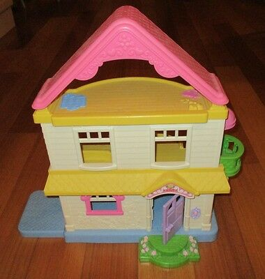 Fisher Price My First Dollhouse