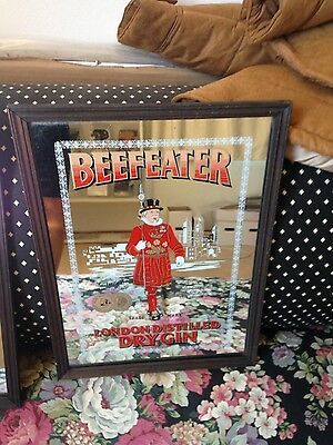 Beefeater Gin Mirrors
