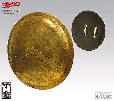 300 Shield of Sparta Prop Replica by Museum Replicas Sideshow