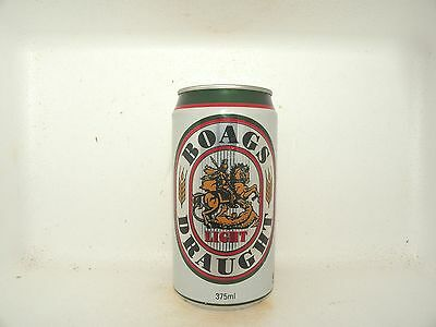 Boags Light Draught Empty Beer Can