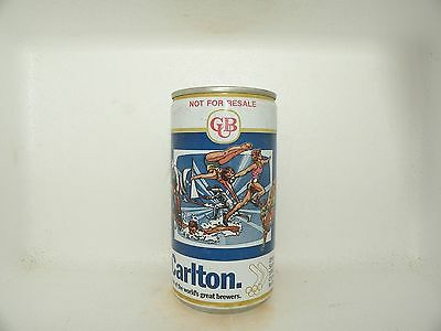 Fosters Lager 1984 Olympic Sponsor Empty Beer Can