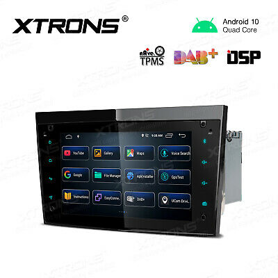 Octa Core Android 6.0 Car Stereo Head Unit GPS Nav Radio 2Din 7 Inch HD 1024x600