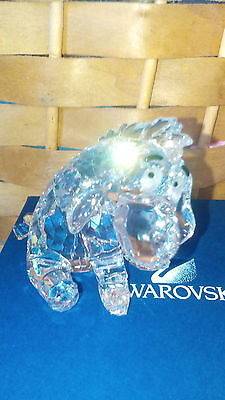 Swarovski Eeyore and Piglet mint, boxed with stamped certificates