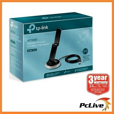 TP-Link Archer T9UH 1900mbps Dual Band Wireless USB 3.0 Adapter WIFI WPS AC1900