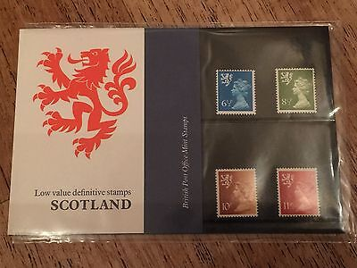 1976 GB Royal Mail Stamps - Scotland Low Value Definitives (no.85) *Mint*