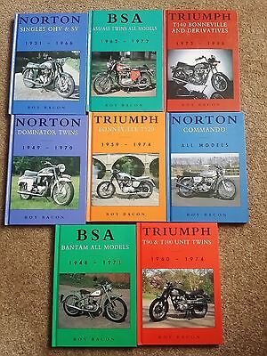Classic Motorcycle books