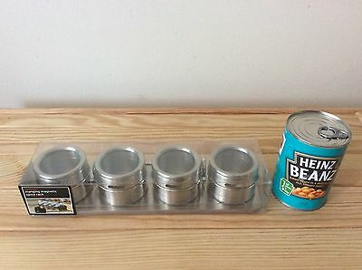 Hanging Magnetic Spice Rack
