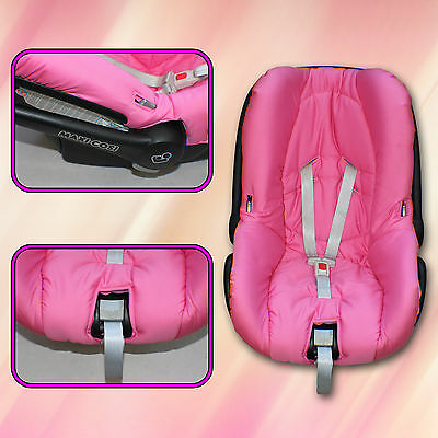 Replacement Spare Seat Cover fits Maxi-Cosi Citi SPS Infant Carrier 0-12kg Pink