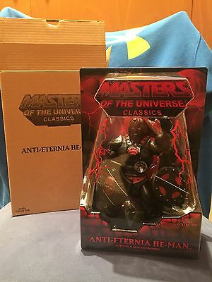 ANTI ETERNIA HE-MAN Masters Of The Universe Classics en STOCK