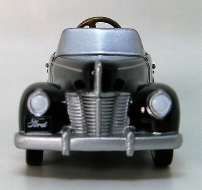 1940s Ford Pedal Car A Black Vintage Classic Hot T Rod Midget Metal Model 1930s