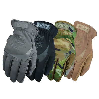 Gants Mechanix Fastfit Intervention Paintball Securite
