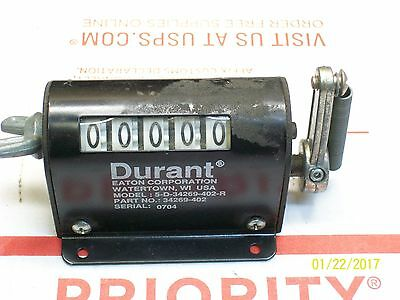 NEW Durant 5-D-34269-402-R 34269-402 Counter