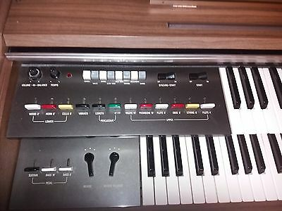 Yamaha Electone model B-5CR traditional style organ