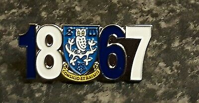 Sheffield wednesday Badge 1867