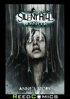SILENT HILL DOWNPOUR ANNES STORY GRAPHIC NOVEL New Paperback Collects #1-4