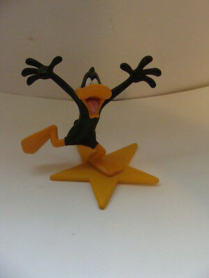 Warners **DAFFY DUCK** Yellow+Black CAKE TOPPER Applause