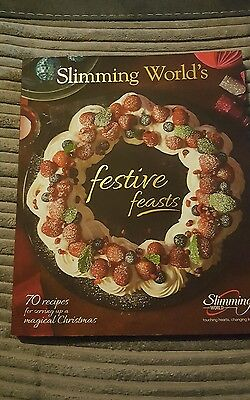 slimming world cook book festive feasts