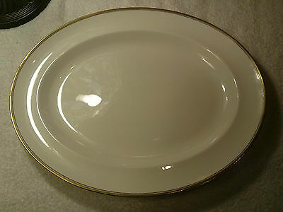 "Alfred Meakin Platter. Bazas pattern. 14 1/8""  inches!"