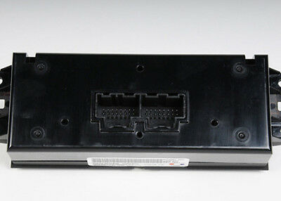 ACDelco 15886277 Electronic Climate Control Module