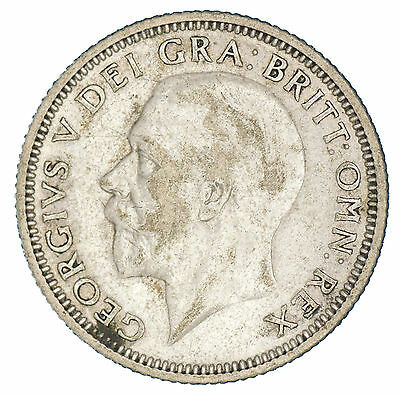 Great Britain - Shilling - 1933 - George V - Very Fine