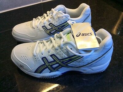 BNWT ladies Asics gel clay court tennis shoes