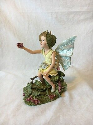 Woodland Fairies By Duncan Royale Lime Tree Figurine