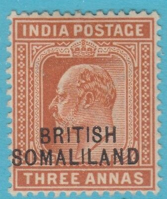 Somaliland 24 Mint Hinged Og *    1903 No Faults Extra Fine  !