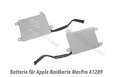 Batterie für Apple Raidkarte MacPro A1289   B922-8964