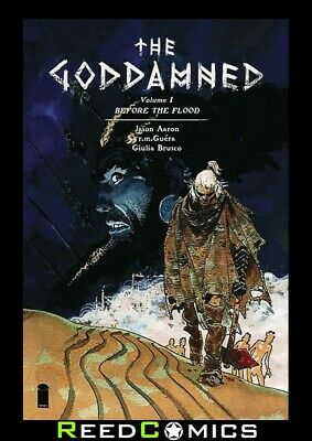 GODDAMNED VOLUME 1 THE FLOOD GRAPHIC NOVEL New Paperback Collects Issues #1-5
