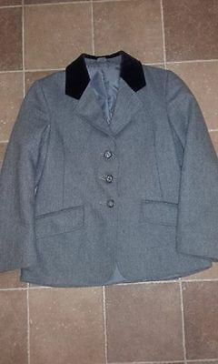 """Childs tweed showing jacket size 24"""""""