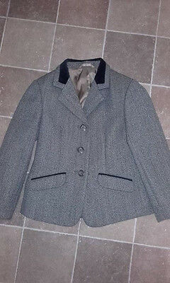 """Shires Childs Tweed Showing Jacket 24"""""""