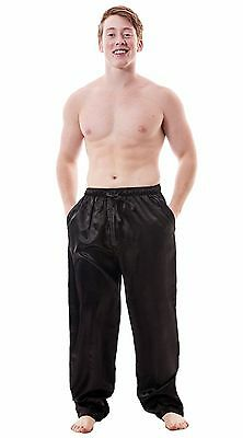 Up2date Fashion Men's Satin Lounge Pants, Style MSP63