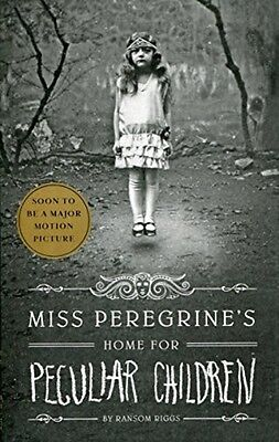 Miss Peregrine's Home For Peculiar Children - R.Riggs - Paperback *BRAND NEW*