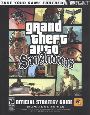 Signature series: Grand Theft Auto San Andreas: official strategy guide by Tim