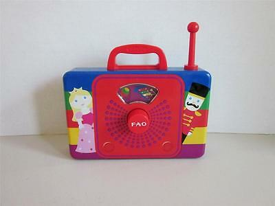 Schylling TIN TOY FAO Radio Plays Twinkle Twinkle Little Star Music