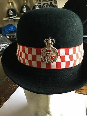 Obsolete City Of London WPC Bowler Hat