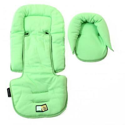 Vee Bee Allsorts Safety Headhugger Baby Head & Body Support - Green Apple