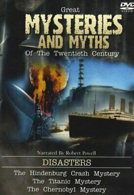 Mysteries and Myths - Disasters [DVD] DVD Highly Rated eBay Seller, Great Prices