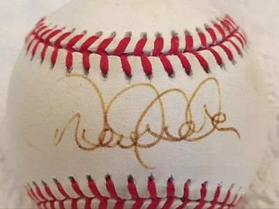 Derek Jeter Autographed Ball Official MLB Baseball Yankees