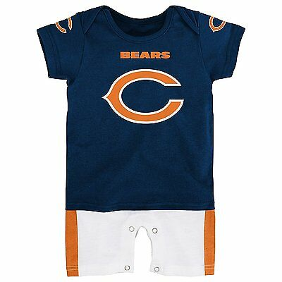 Chicago Bears Baby Fan Romper Creeper (FREE SHIPPING) 6-9 months