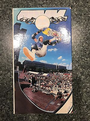 411VM Issue 25 Skateboard Video VHS PAL