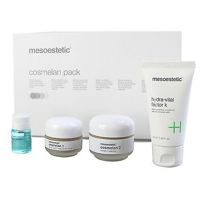 Mesoestetic Cosmelan treatment pack - Professionell Depigment.behandlung. Neu.