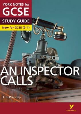 York notes: An inspector calls [by] J. B. Priestley by John Scicluna (Paperback)