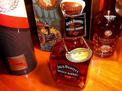 1 x JACK DANIEL'S - OLD SINGLE BARREL - 10-24-07 - No Box, Old Bottle,VERY RARE
