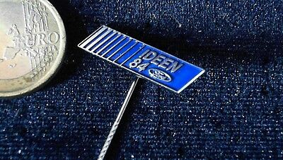 Ford Anstecknadel Badge kein Pin Ideen 1984 Innovation Ford Deutschland Germany