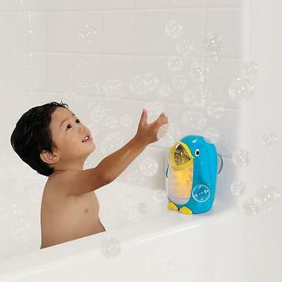 Munchkin Bubble Blower Bath Toy Fun Play Baby Toddler Child