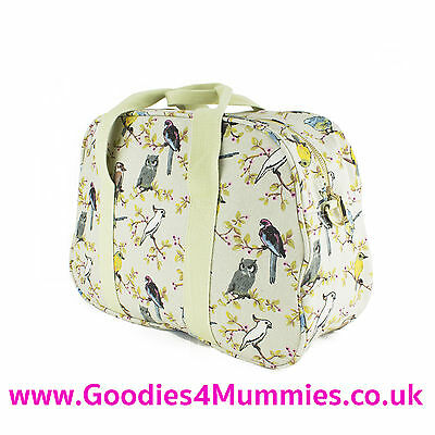 Kookie Pre Packed Maternity Hospital Changing Mummy Bag, 19 Quality Items Inside