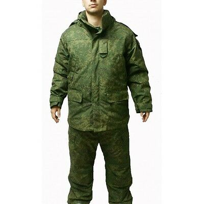 Russian Army BTK Group: Winter Cold Weather Suit (EMR  Digital Flora)