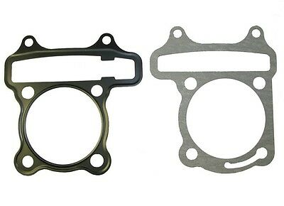 Head & Cylinder Gaskets 180cc Big Bore Kit Scooter GY6 Engine